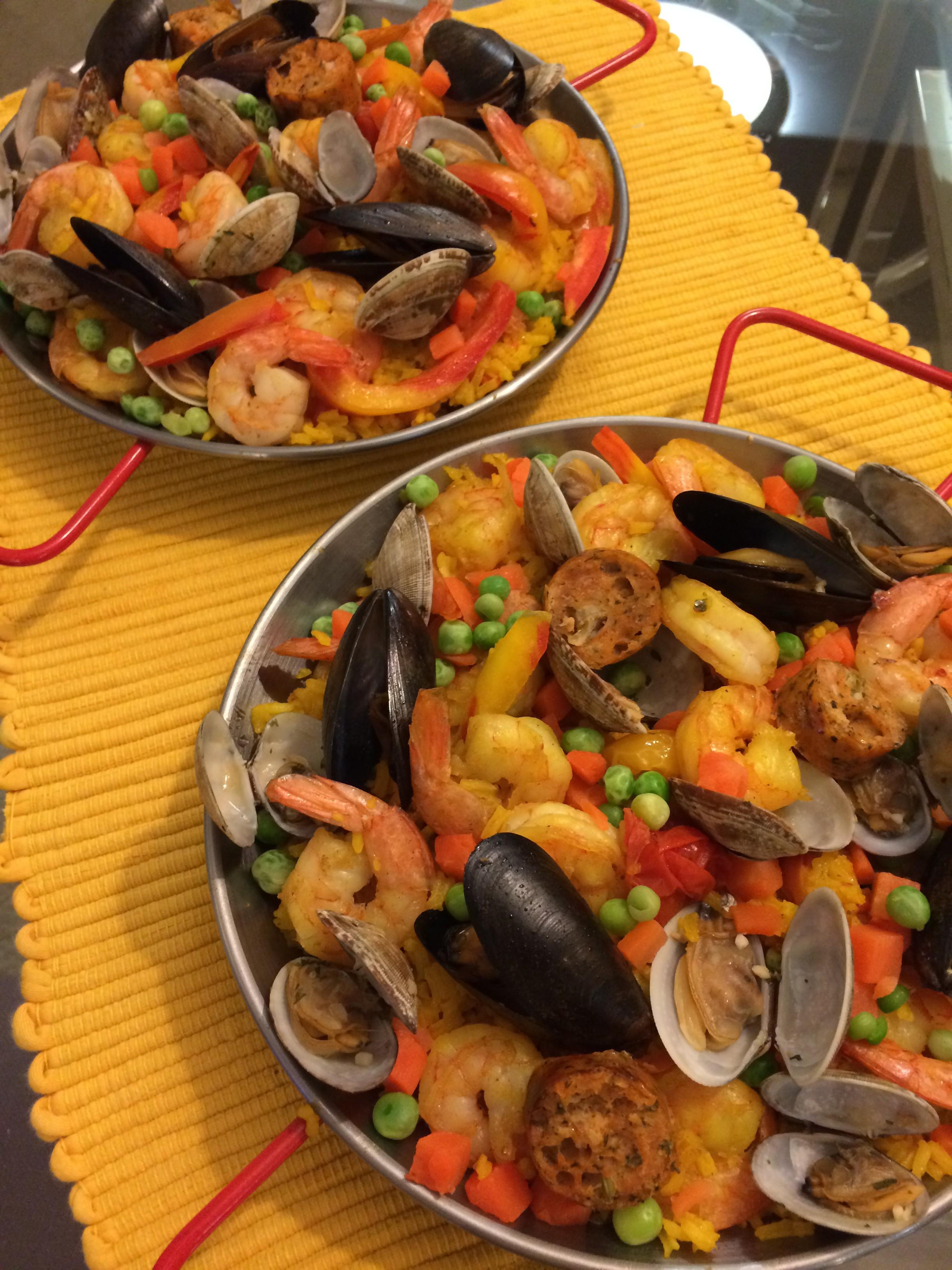 paella small