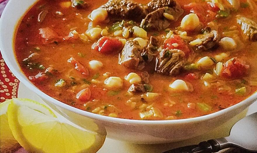Lentil Soup with Lamb